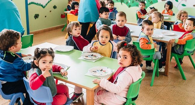 Comedor Escolar Sevilla